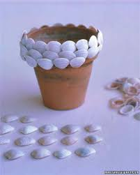 shell u0026 sand decorating ideas martha stewart