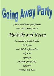 going away party invitations going away party invitations dhavalthakur
