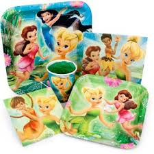 tinkerbell party supplies pan party