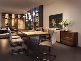 Walnut Dining Room by Modern Walnut Dining Table