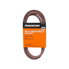 mtd cub cadet 38 in tractor deck belt hd95404062 the home depot