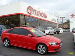 2005 passion red volvo s40 t5 23449414 gtcarlot com car color