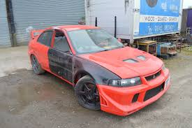 modified mitsubishi lancer 2000 kb 2000 w reg mitsubishi lancer evo vi in red tommi makinen