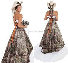 camo wedding dresses discount strapless camo wedding dresses satin tulle corset