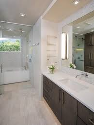 Lighting Ideas For Bathrooms by Bathroom Design Trend Shower Lighting Hgtv