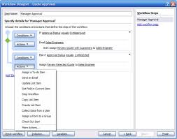 office sharepoint designer 2007 authoring windows sharepoint services workflows