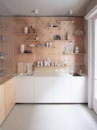 Kitchen Pegboard Ideas 31 Best Pegboard Organization Images On Pinterest Peg Boards