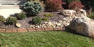 Landscaping Companies Kansas City by Landscape Curbing Lawn Edging Concrete Edging Landscape Border