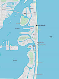 Map Of South Beach Miami by Eighty Seven Park By Renzo Piano U2013 Neighborhood