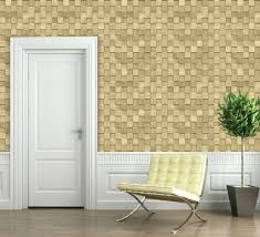 Peel And Stick Wallpaper by Decorating Appealing Peel And Stick Wallpaper With Wainscoting