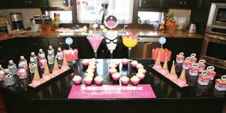 girl party themes bam girl birthday party theme bigdotofhappiness