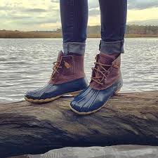 womens duck boots for sale best 25 sperry saltwater duck boots ideas on