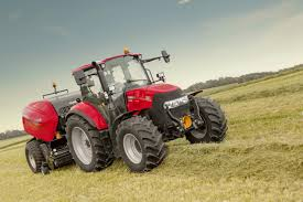 new case ih mid range tractors and upgraded round balers farm