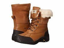 s ugg lace up boots ugg australia womens adirondack boot ii otter 5469 6 ebay