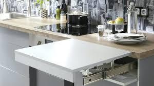 plan de travail escamotable cuisine plan de travail escamotable cuisine prise encastrable with