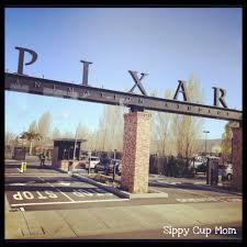 touring pixar studios at the disneypixarevent sippy cup mom