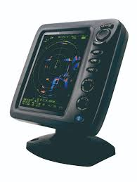 maritime journal standalone colour lcd radar