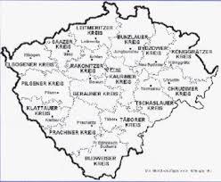 bohemia map bohemia