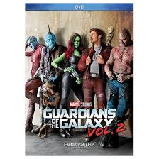 guardians of the galaxy volume 2 dvd target