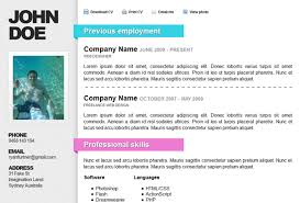 Video Resume Sample Best Wordpress Cv Resume Themes