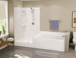 Shower And Tub Combo For Small Bathrooms Interior And Exterior Articles With Shower Tub Combinations