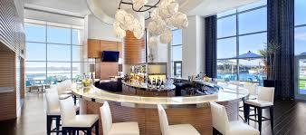 San Diego Dining Room Furniture San Diego Restaurants Hilton San Diego Bayfront Dining