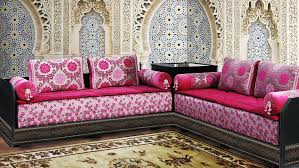 Banquette Salon Design by Salon Arabesque Jpg 1826 1029 Moroccan Living Room Salons