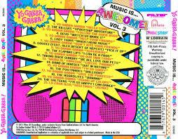 music awesome vol 3 yo gabba gabba songs reviews