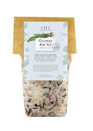 farmhouse fresh rosemary tea mint mineral bath salt u2013 jack andrea