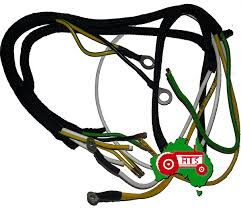 tractor wiring harness ferguson te20 tea20 ted20 petrol tractor 6