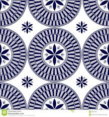 Morroco Style by Seamless Geometric Background Background With Oriental Ornaments