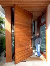 Large Exterior Doors Pivot Door Th Entry S Pinterest Doors Pivot Doors And Front
