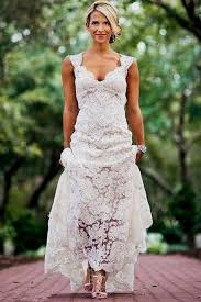 country wedding dresses 45 country wedding dress with cowboy boots or