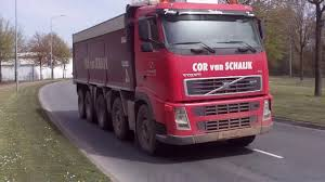 volvo heavy haulage trucks for sale volvo 5 axles dump truck at blerick the nl 22 4 2016