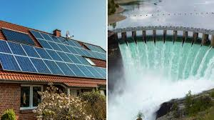 solar panels what u0027s better new solar panels or old hydropower grist