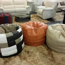 leather bean bags brisbane sydney melbourne devlin lounges