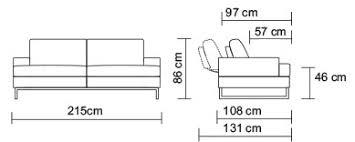 dimensions canapé 3 places canapé borgas 3 places tissu avec dossier modulables mobilier moss