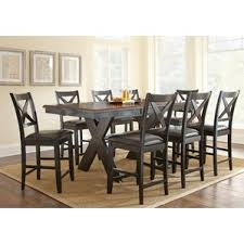 Piece Dining Sets Youll Love Wayfair - Dining room table height