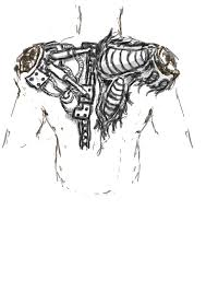 biomechanical tattoos and designs page 222