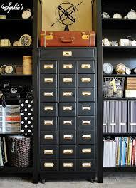 Craft Storage Cabinet Decorative Craft Storage Cabinet Ideas Rustic Crafts Chic