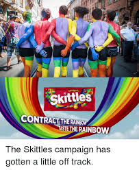 Taste The Rainbow Meme - original skittles contract the rainbow taste the rainbow rainbow