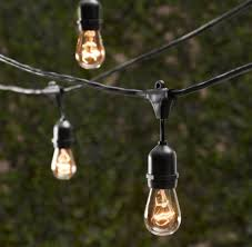 edison bulb patio lights the best outdoor string lights to light up the backyard patio or