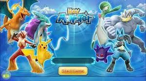 pokemon fan games online pokemon online via hey monster sea server android games hey