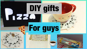 diy gifts for guys christmas gifts under 5 youtube