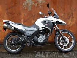 bmw g 650 gs crash bars for the bmw g 650 gs silver altrider