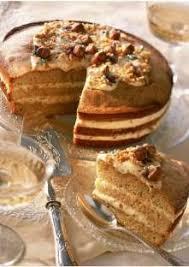 recette de cuisine gateau gâteau au café et aux noisettes