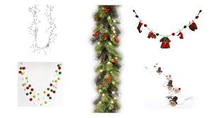 christmas garland top 10 best christmas garlands for 2017 heavy