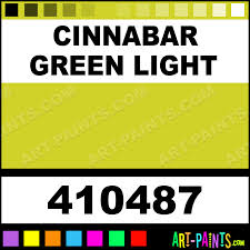 Best Color Codes by Cinnabar Green Light Oil Color Oil Paints 410487 Cinnabar
