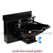 salon sink for home hair washing sink salon basin for home bowl shoo lay down unit