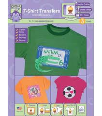 purple chimp t shirt transfers for colors joann